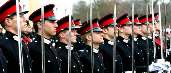 Sandhurst Royal Military Academy Heritage Day