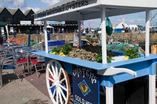 Whitstable Oyster Festival 2015